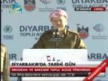 Diyarbakır'da Büyük Buluşma - Mesud Barzani'nin Açıklamaları