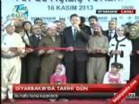 Başbakan Erdoğan, Şivan Perwer ve Mesud Barzani Açılışa Katıldı