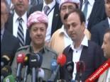 Mesud Barzani: Barış Sürecini Desteklemek İçin Buradayız