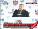 Başbakan Erdoğan, Ergani'de Ahmet Kaya'yı Andı  online video izle