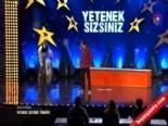 Yetenek Sizsiniz Türkiye - Mersin Extreme Grubu Kaza Yaptı (17 Kasım 2013)
