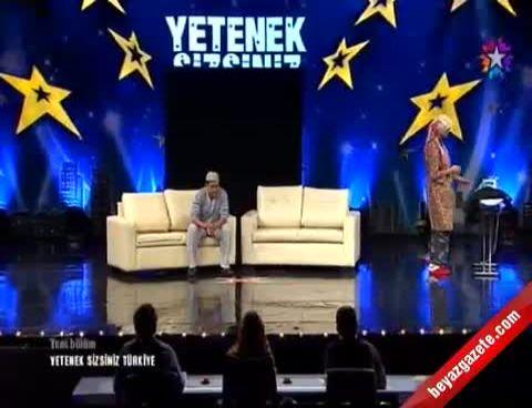 Yetenek Sizsiniz Türkiye - Sagett Grubu'ndan Kahkaha Tufanı