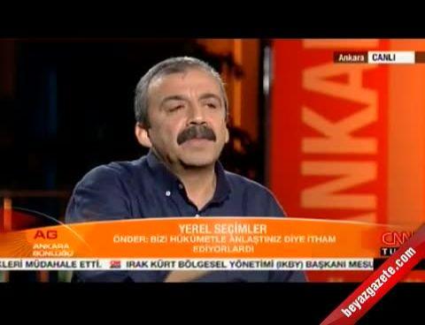 Sırrı Süreyya Önder Canlı Yayında Mustafa Sarıgül'e Meydan Okudu
