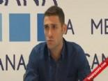 Medical Park Antalyasporlu Futbolcu Mehmet Sedef Taburcu Oldu