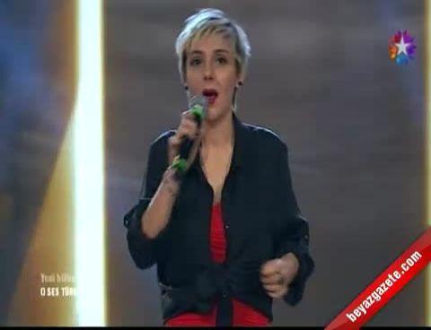 O Ses Türkiye Son Bölüm - Melis Köksal 'Aslolan Aşktır' Performansı