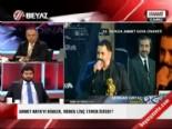 Serdar Ortaç, Beyaz TV Dinamit Programında Ahmet Kaya'nın 'Kafama Sıkar Giderim' Şarkısını Söyledi
