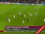 Basel Chelse: 1-0 Maçın Özeti