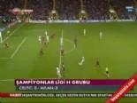 Celtic Milan: 0-3 Maçın Özeti  online video izle
