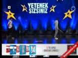 Alp Kırşan Yetenek Sizsiniz Türkiye'yi Kahkahaya Boğdu