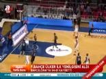 Barcelona - Fenerbahçe Ülker: 94-81 Basketbol Maç Özeti