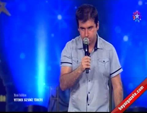 Yetenek Sizsiniz Türkiye - Murad Kapusuz'un Taklit Performansı