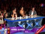 Yetenek Sizsiniz Türkiye - 3 Direkşının Komedi Performansı