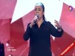 O Ses Türkiye - Tuğçe Tellioğlu 'Boş Çerçeve' Performansı