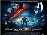 'Ender's Game Uzay Oyunları' Film Fragmanı