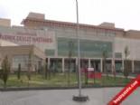 Siverek Devlet Hastanesi Sular Altında Kaldı