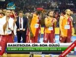 Galatasaray - Fenerbahçe Ülker: 72-62 Basketbol Maç Özeti