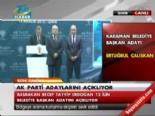 2014 AK Parti Karaman Belediye Başkan Adayı Ertuğrul Çalışkan