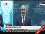 2014 AK Parti Kilis Belediye Başkan Adayı Hasan Kara