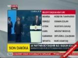 2014 AK Parti Manisa Belediye Başkan Adayı Hüseyin Tanrıverdi