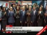 2014 AK Parti İzmir Belediye Başkan Adayı Binali Yıldırım