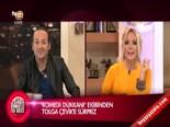 Saba Tümer'le Bu Gece'de Tolga Çevik'e sürpriz
