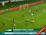 Bursaspor İnegölspor: 3-0 Maç Özeti