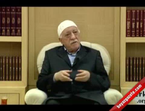 Fethullah Gülen Beddua Etti
