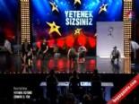 Yetenek Sizsiniz Türkiye - İskenderun Mikado Dans'ın 2.Tur Performansı