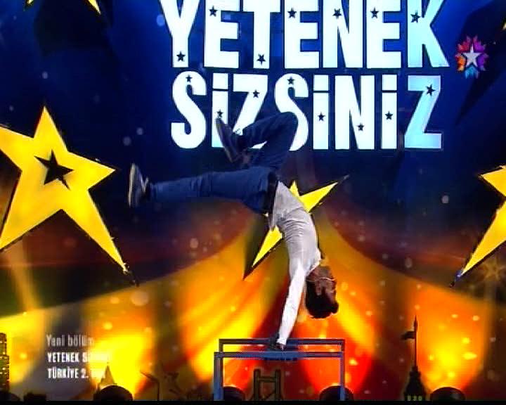 Yetenek Sizsiniz Türkiye 2.Tur Oğuz Çakır Performansı