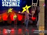 Yetenek Sizsiniz Türkiye 2.Tur Hakan Burak Bozdoğan'ın Performansı online video izle