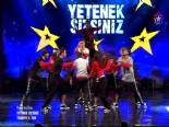 Yetenek Sizsiniz Türkiye 2.Tur Mersin Rainbow'un Persormansı