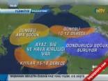İl İl Güncel Hava Durumu - 23 Aralık 2013 (Ankara-İstanbul-İzmir-Bolu)