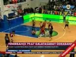 Fenerbahçe Galatasaray Odeabank: 79-67 Bayan Basketbol Maç Özeti