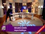 Acun Ilıcalı Kendi Kanalı TV8'de Çay Servisi Yapıyor