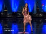 Yetenek Sizsiniz Türkiye Begüm Ertunç'un Dans Performansı İzle (08.12.2013) online video izle