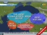 Türkiye Genelinde Hava Durumu - 09 Aralık 2013