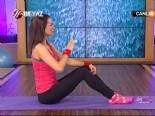 Ebru Şallı İle Pilates (Plates) Ebruli 12.02.2013  online video izle