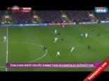 Celtic - Juventus: 0-3 Maç Özeti