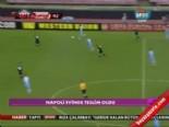 Napoli - V.Plzen: 0-3 Maç Özeti