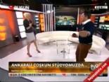 Ankaralı Çoşkun ile Ceren Bektaş'tan Ankara Oyun Havası