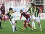 Trabzonspor Fenerbahçe: 0-3 Maç Sonucu
