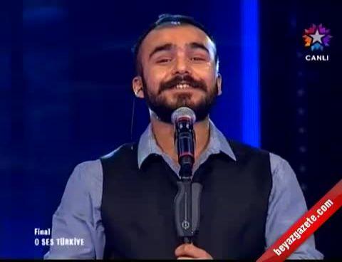 (O Ses Türkiye Final) Mustafa Bozkurt (Şafak Türküsü) Büyük Final Performansı VİDEO İZLE