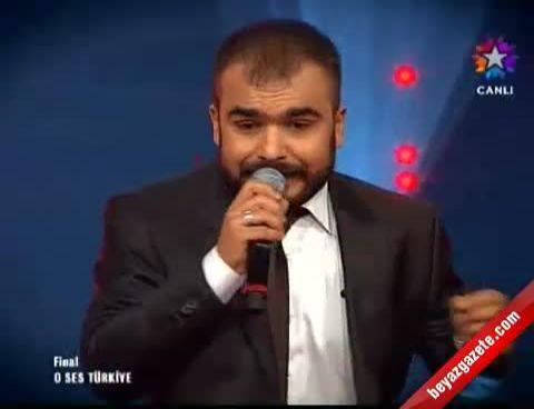 O Ses Türkiye'de Final - Mustafa Bozkurt'tan 'Şafak Türküsü' İzle