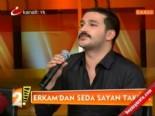 Erkam'dan Canlı Yayında Seda Sayan Taklidi!