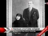 TSK'dan Atatürk köşesi  online video izle