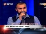 ''Asıl kazanan Ahmet Kaya''