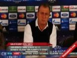 Galatasaray Schalke Maç Sonrası Açıklamaları