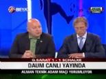 Daum, GS-Schalke Maçını Beyaz Tv'de Yorumladı