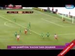 Rubin Kazan - Atletico Madrid: 0-1 Maç Özeti  online video izle