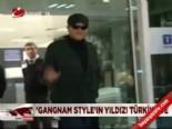 'Gangnam Style'nin yıldızı Türkiye'de